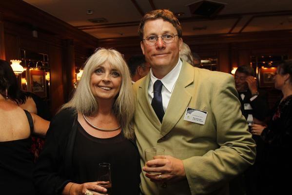 Dame Suzie Moncrieff, WOW Founder & Sir Richard Taylor, Weta Workshop