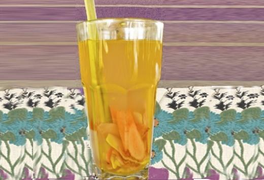 Recipe | Jamu | Traditional Indonesian Drink | Temulawak