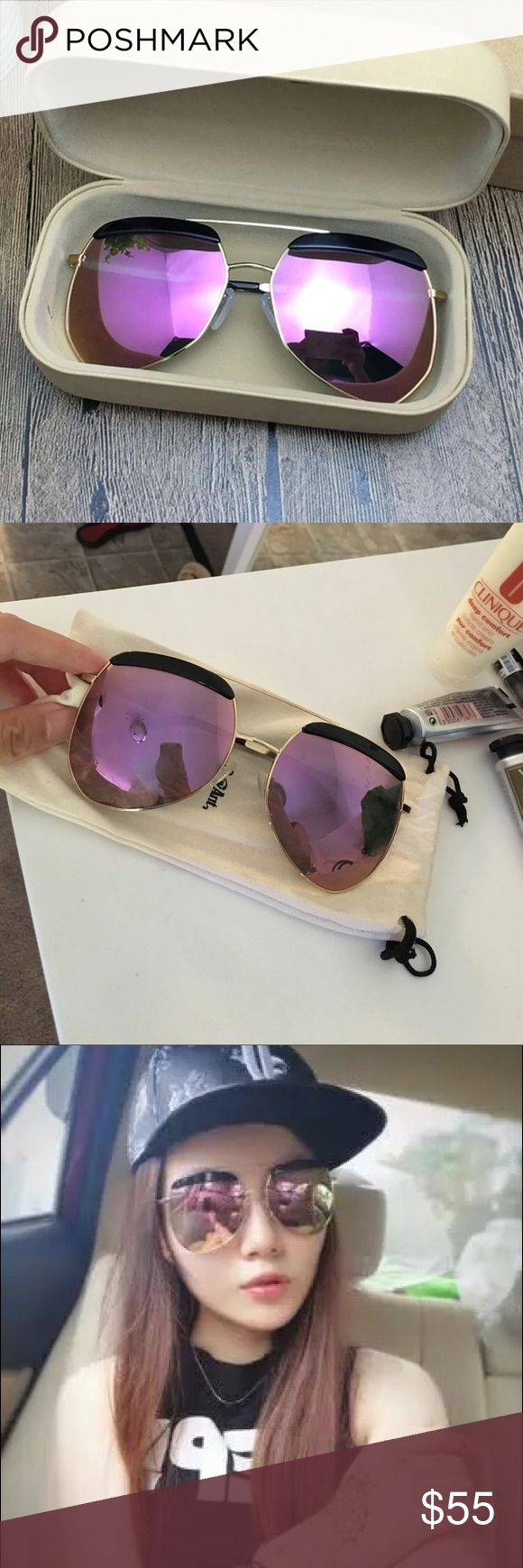 grey ant sunglasses Super cool. Dust bag included.  No box. 80% new Accessories Sunglasses