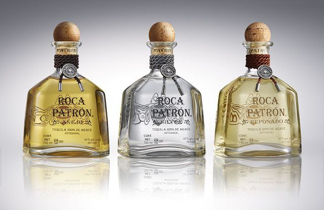 Roca Patrón on Packaging of the World - Creative Package Design Gallery