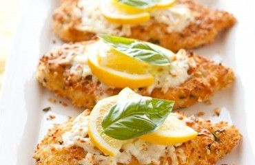 Pollo Romano al limón