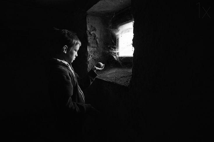 1X - dark and light by Monika Strzelecka