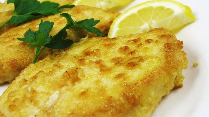 Chicken Piccata II Recipe