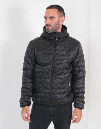 Luke 1977 Black Paddie Opaque Jacket
