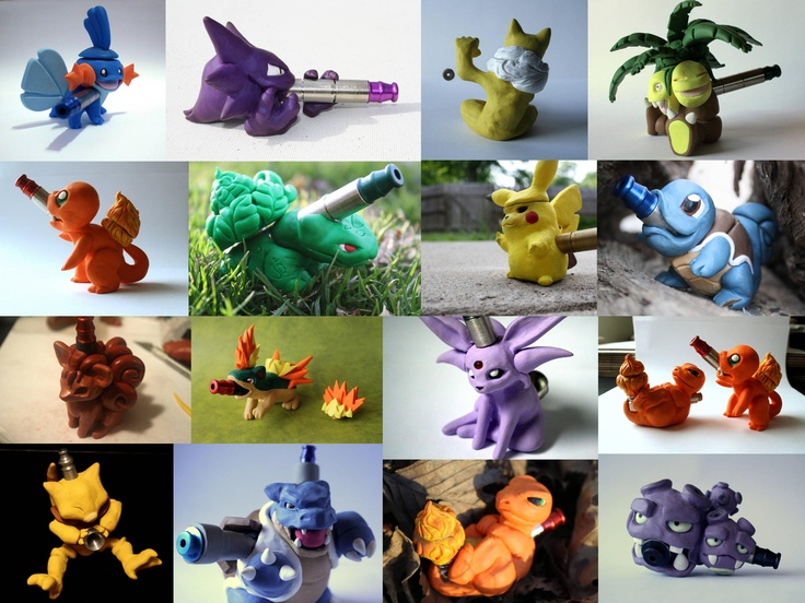 """I'll take a glow in the dark, berry-scented, shiny Blastoise please!"""