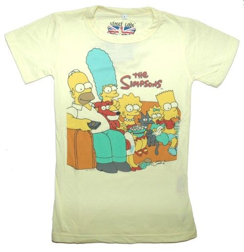 T Shirt Design Cartoon Characters : Best the simpsons images on pinterest t shirts tee