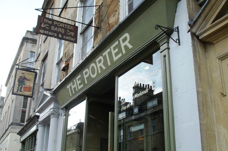 the porter bath