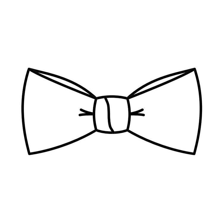 noeud papillon_dessin - Recherche Google