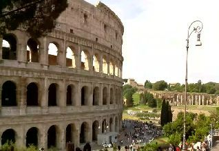 Colosseo -Rome. Click on web site for more cameras!