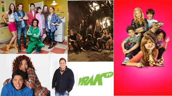 Vous voulez atteindre les ados et leurs parents? Ces deux cibles forment plus de 44 % de l'auditoire de VRAK TV! De loin la plus forte concentration de l'industrie! De plus, la chaîne rejoint 2 ados sur 3 chaque semaine ! Voici un aperçu de ce que VRAK TV vous réserve cet hiver.