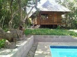 Kosi Bay Lodge - Two, four and six bedded rustic lodges are comfortably appointed. Structures consist of thatched roofs, treated poles, wooden floors on stilts and reed walls – typically Tonga/Zulu style.... #wildlife #southafrica #photosafari #tourism #extremefrontiers #bush #adventure #holiday #vacation #safari #tourist #travel