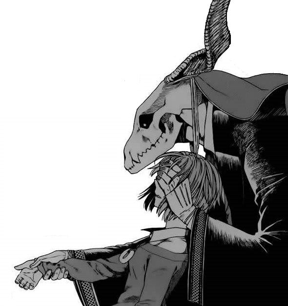 97 best The Ancient Magus Bride images on Pinterest | The bride ...