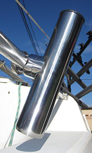 Best price on XYZ Boat Supplies 316 Stainless Steel Clamp on Rod Holder  See details here: http://bigfishmart.com/product/xyz-boat-supplies-316-stainless-steel-clamp-on-rod-holder/    Truly the best deal for the new XYZ Boat Supplies 316 Stainless Steel Clamp on Rod Holder! Look at at this budget item, read buyers' notes on XYZ Boat Supplies 316 Stainless Steel Clamp on Rod Holder, and get it online with no hesitation!  Check the price and Customers' Reviews…