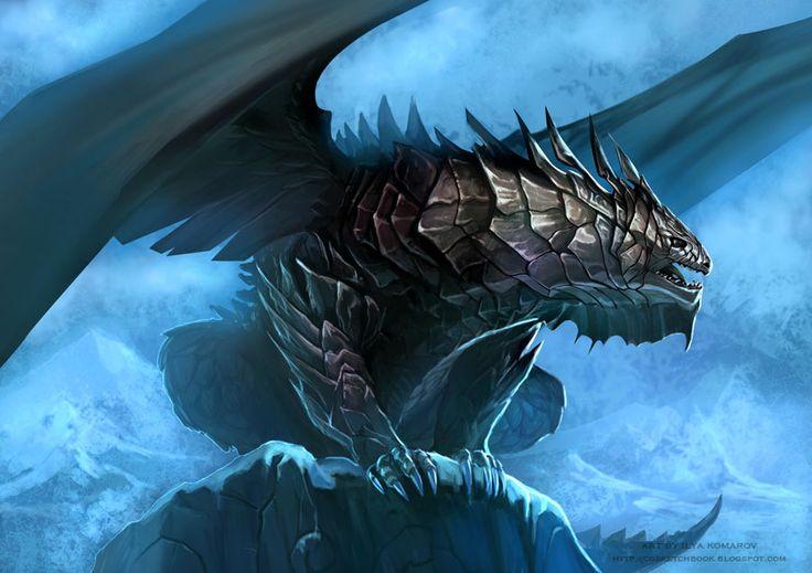 Dragon Steel | ... deviantart.net/fs70/f/2011/102/8/1/steel_dragon_by_delowar-d3dtswh.jpg