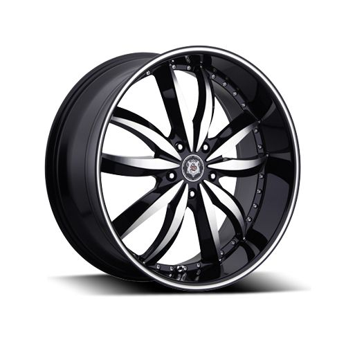 Sevizia SE-427 Wheels