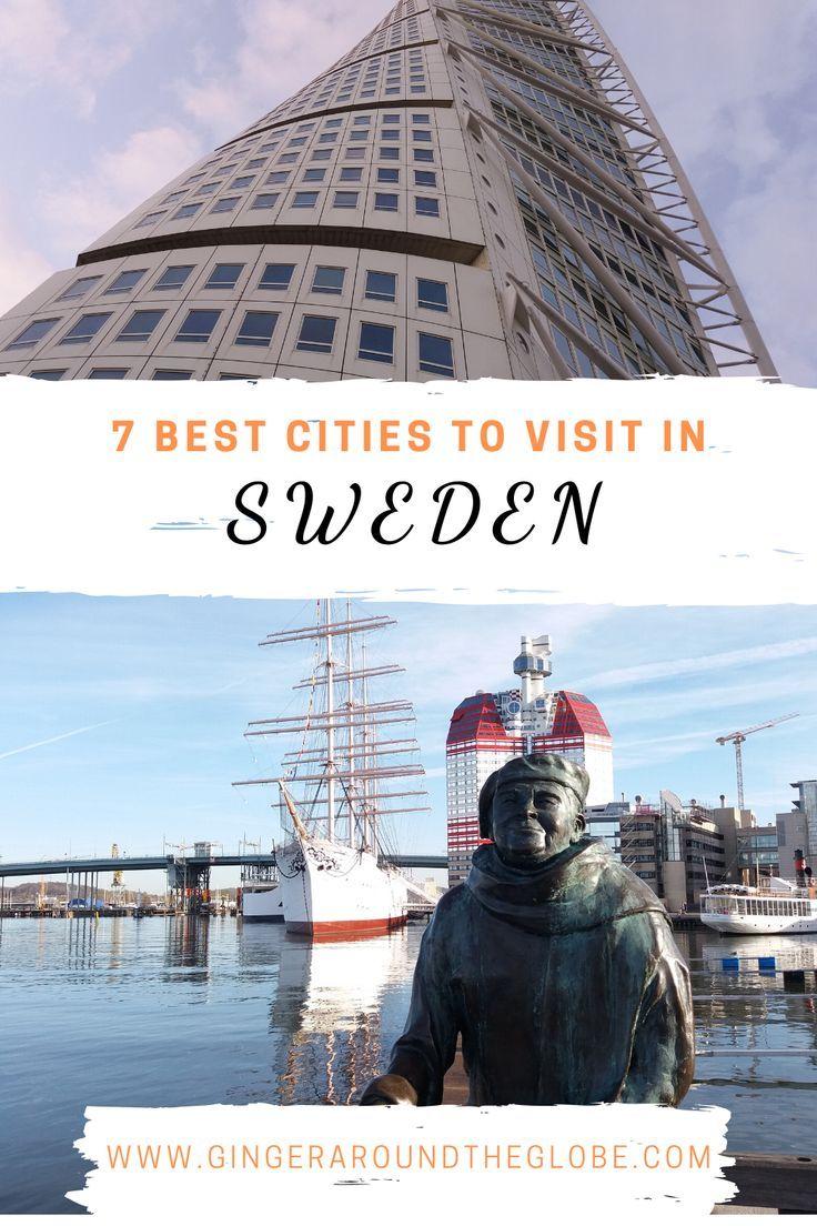 7 Best Cities To Visit In Sweden In 2020 Europe Travel Photos Scandinavia Travel Sweden Travel