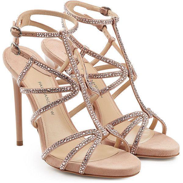 Best 25  Strappy high heels ideas on Pinterest | Grey strappy high ...