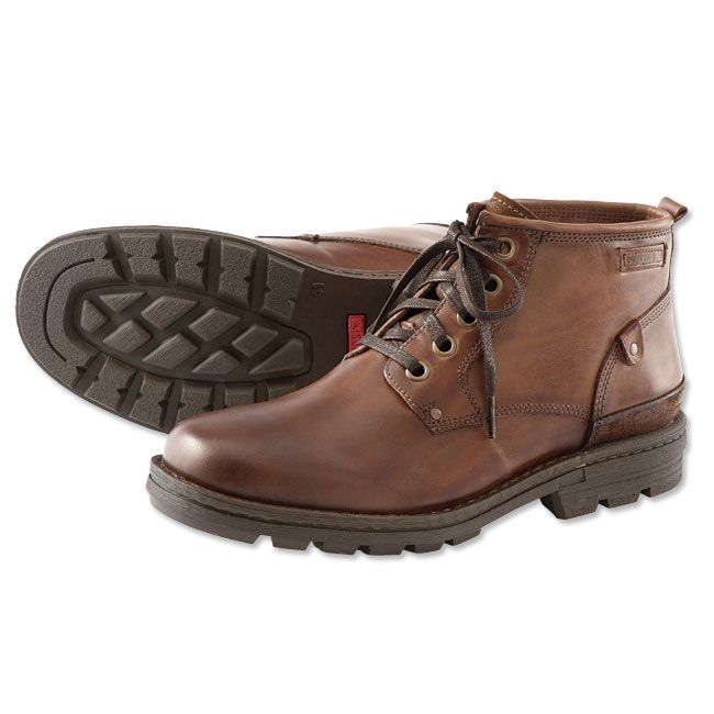 Leather Boots for Men - Country Walking Boots -- Orvis on Orvis.com!