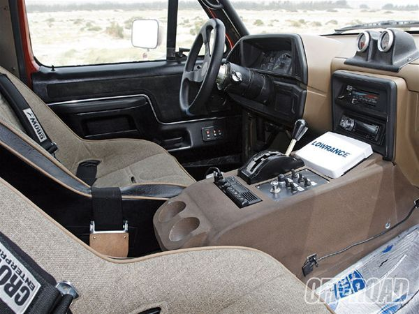 1989 Ford Bronco Off Road Magazine With Images Ford Bronco