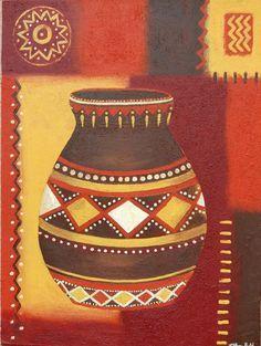 10 best Water Pot Designs images on Pinterest   Africa art ...