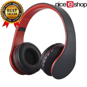 Cheap Peices niceEshop Wireless Bluetooth Stereo Headphone Foldable EDR Earphone Mic MP3 FM Headset For Smart Phones Tablet(Black+ Red)Order in good conditions niceEshop Wireless Bluetooth Stereo Headphone Foldable EDR Earphone Mic MP3 FM Headset For Smart Phones Tablet(Black+ Red) Before NI873ELAA5WL7UANMY-12039455 TV, Audio / Video, Gaming & Wearables Audio Headphones & Headsets niceEshop niceEshop Wireless Bluetooth Stereo Headphone Foldable EDR Earphone Mic MP3 FM Headset For Smart…