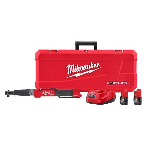 2 Pack Milwaukee M12 Battery Mount Base Holder