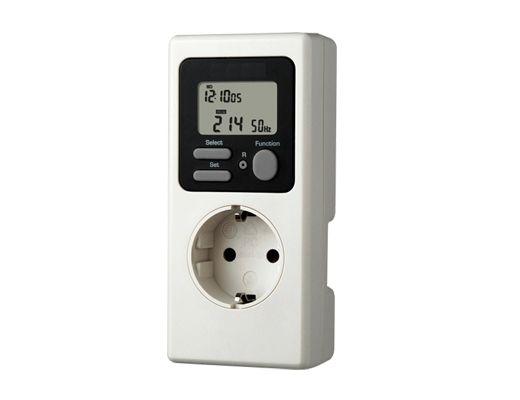 De Cresta energiekostenmeter helpt u bij het vinden van die energieslurpende apparaten. Plaats de energiekostenmeter tussen de stekker en het stopcontact en op de display leest u eenvoudig af wat het verbruik en wat de kosten voor het betreffende apparaat zijn. Deze meter is als ´´best getest´´ bij Kassa! Specificaties – Weergave van stroomverbruik – …