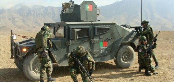 Comandos Portugueses no Afeganistão