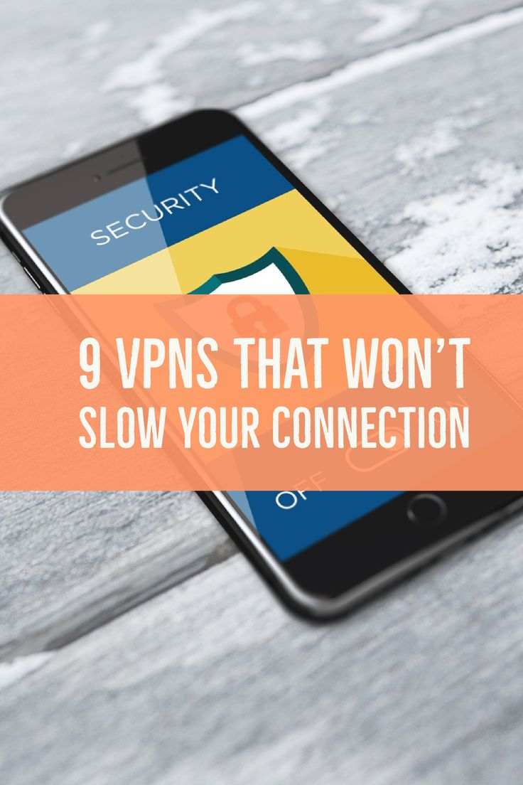 To help you stay secure and anonymous online, we've tested more than 50 VPNs, and these have the best speed scores.