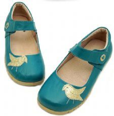 Livie & Luca - Pio Pio! Turquoise Girls Shoe SALE Was £39.99, Now £31.99