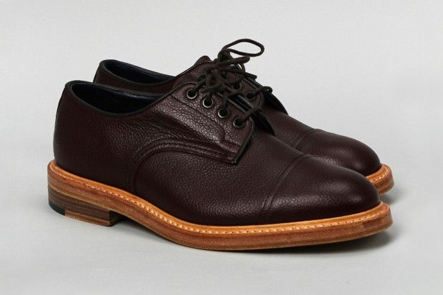 """Tricker's x Norse Store - """"Norse Zug"""" Shoe"""