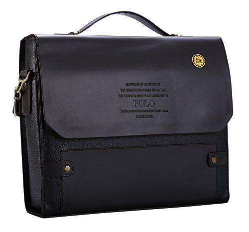 VIDENG POLO® Hotest Fashion Men's Genuine Leather RFID Blocking Secure Business Briefcase Shoulder Bag (brown1v) Videng Polo http://www.amazon.com/dp/B00PVWX1LW/ref=cm_sw_r_pi_dp_mwtxvb18KQ13J