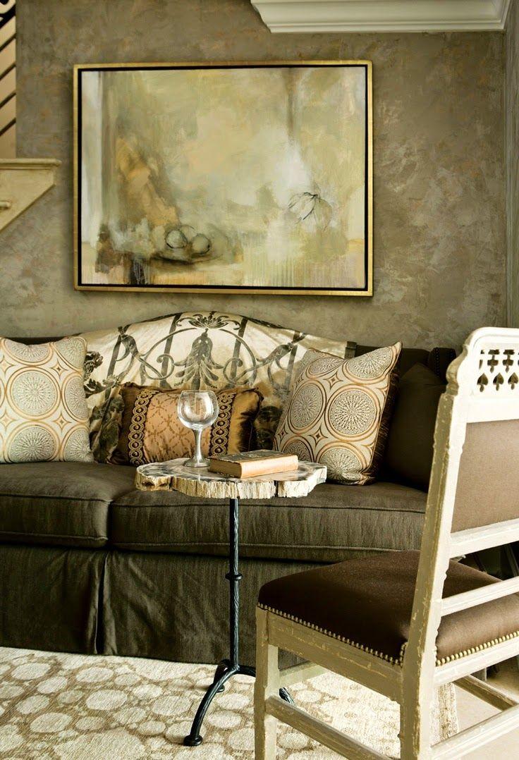 Living room ideas blend modern glamour with classic elegance - 1484 Best Vintage Home Decor Images On Pinterest Home
