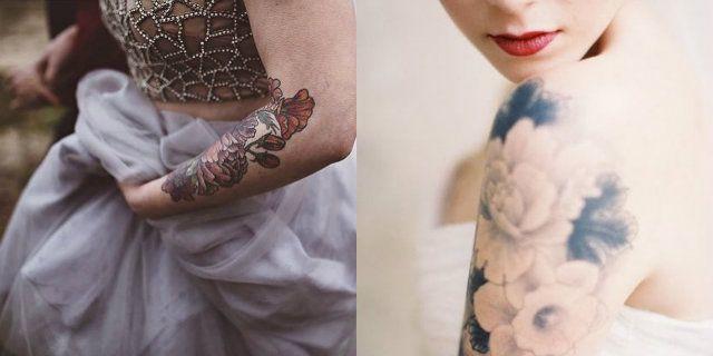 Per la sposa separarsi dal proprio bouquet non è assolutamente facile. Soprattutto perché ad esso sono collegati momenti magici e memorabili. Proprio dal desiderio di voler conservare per sempre il ricordo del proprio bouquet, nascono i bouquet tattoo!
