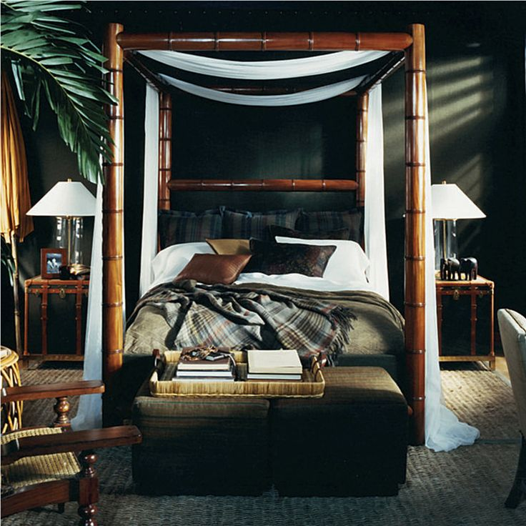 Cape lodge bed beds furniture products ralph lauren home decor Ralph lauren home bedroom furniture