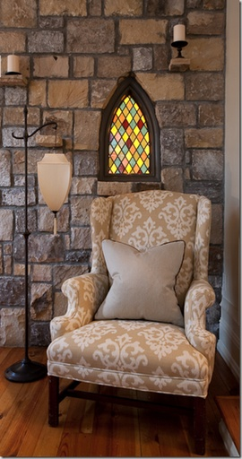 stained glass window Does someone have a lamp like this that could be used for VBS last week of June????