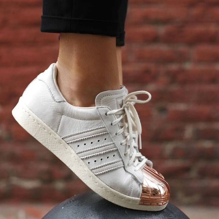 Adidas Superstar 80s Metal Toe Rose FF8785