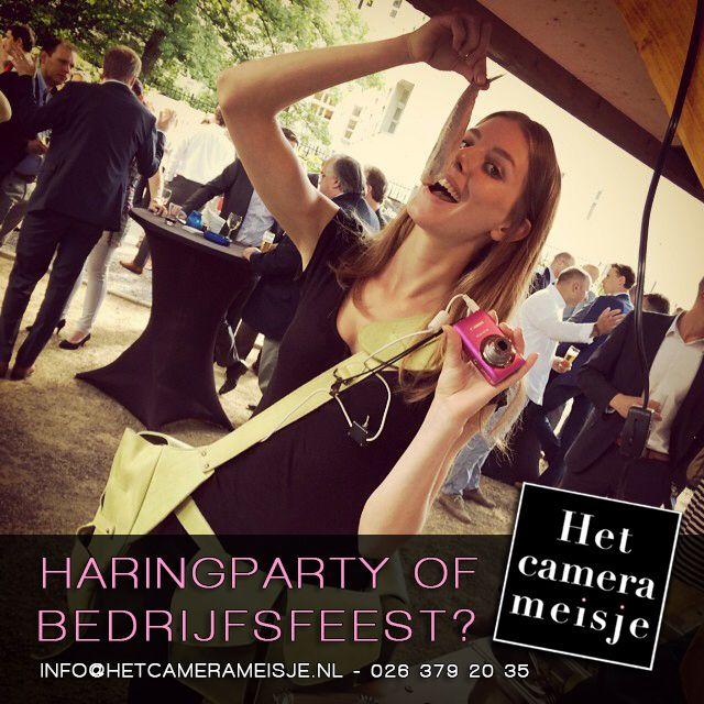 Haringparty, bedrijfsfeest of businessborrel aan het organiseren? Geef je gasten een blijvende herinnering via fotomarketing. www.hetcamerameisje.nl    #fotomarketing #haringparty #businesborrel #bedrijfsfeest #bruiloft #event #evenementfotomarketing #evenement