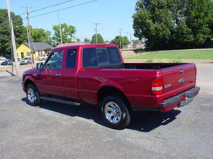 2008 Ford Ranger XLT SuperCab - $8,495