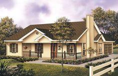 fachada plano de casa acogedora de 3 dormitorios grande y cómoda