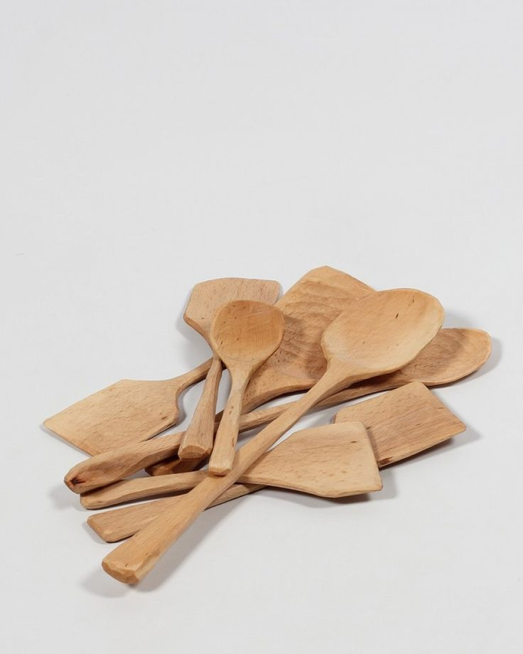 James Carroll | Hand Carved Spoons | Limited Edition | Irish Craft | Shop | Design and Craft | Gifts | Makers&Brothers | Makers & Brothers | Wooden Spoon | Kitchen | Wood | EDITIONS | Exclusive