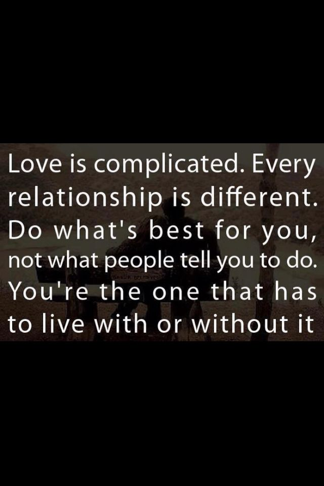 complicated relationship images and quotes