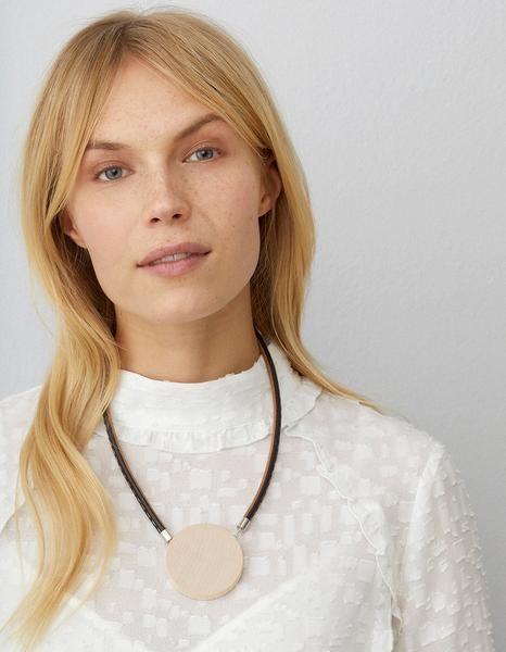 Aarikka Saari necklace: Saari necklace