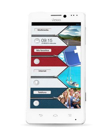 Zippers - Vexia.eu Puedes organizar las aplicaciones por categorías y acceder más rápida y fácilmente. Así como personalizar tu dispositivo. http://www.vexia.eu/es/