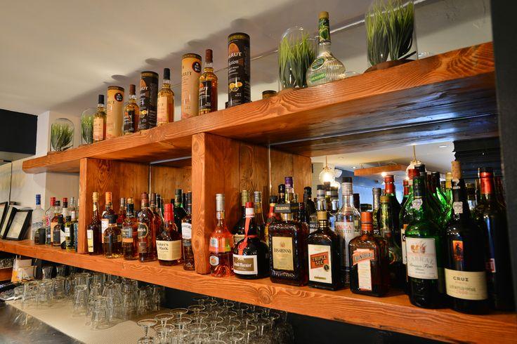 Faites votre choix parmi les spécialités offertes à notre bar