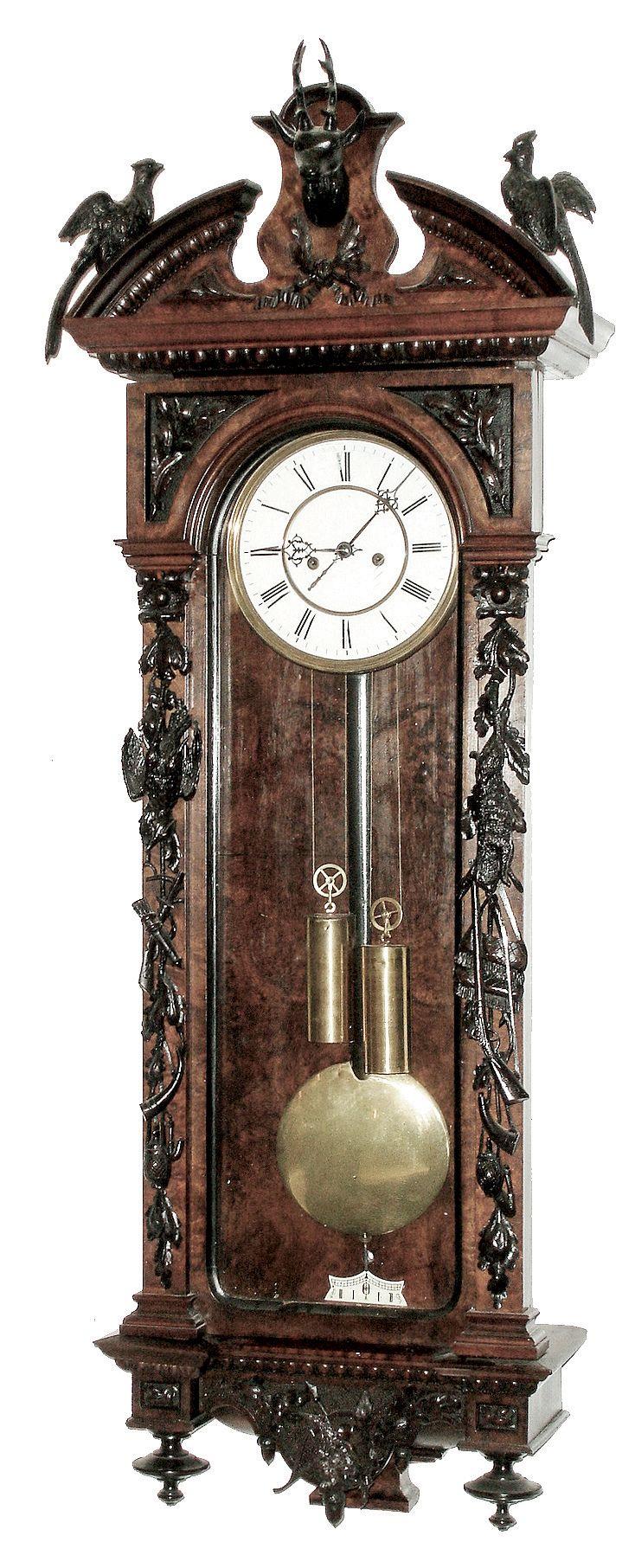 Best 25 victorian cuckoo clocks ideas on pinterest antique grandfather clock wall clock - Coo coo clock pendulum ...