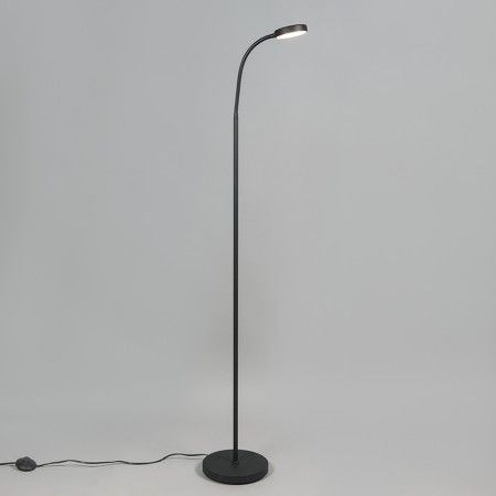 Lampa podłogowa Trax czarna