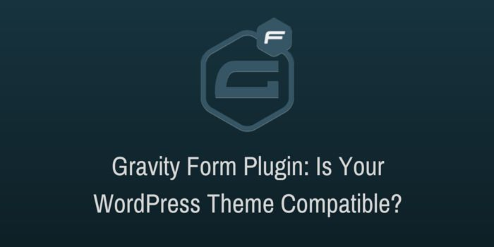 How to Test Your WordPress Theme Compatibility With Gravity Form Plugin? http://bit.ly/1BoNPBG