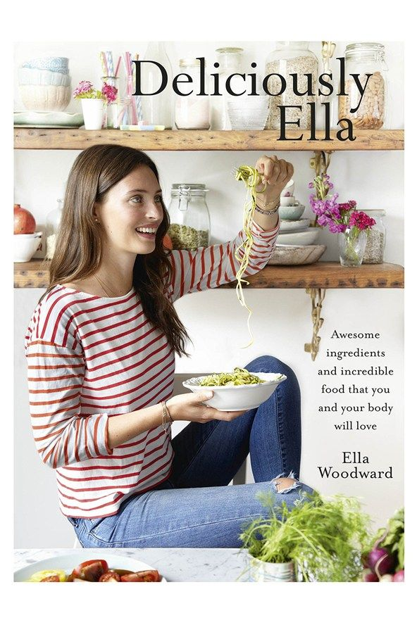Vogue Festival 2015: Deliciously Ella: Awesome Ingredients, Incredible Food That You and Your Body Will Love, by Ella Woodward, £20.