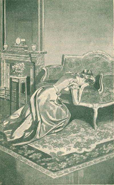 Flashars romantic novel illustration